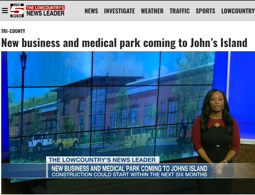 The Exchange featured on Live5 News