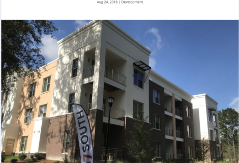 17 South Featured in ICF Builder Magazine